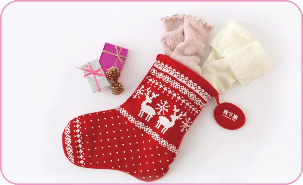 Kutsushitaya christmas gift collection 2016 tabio negle Gallery