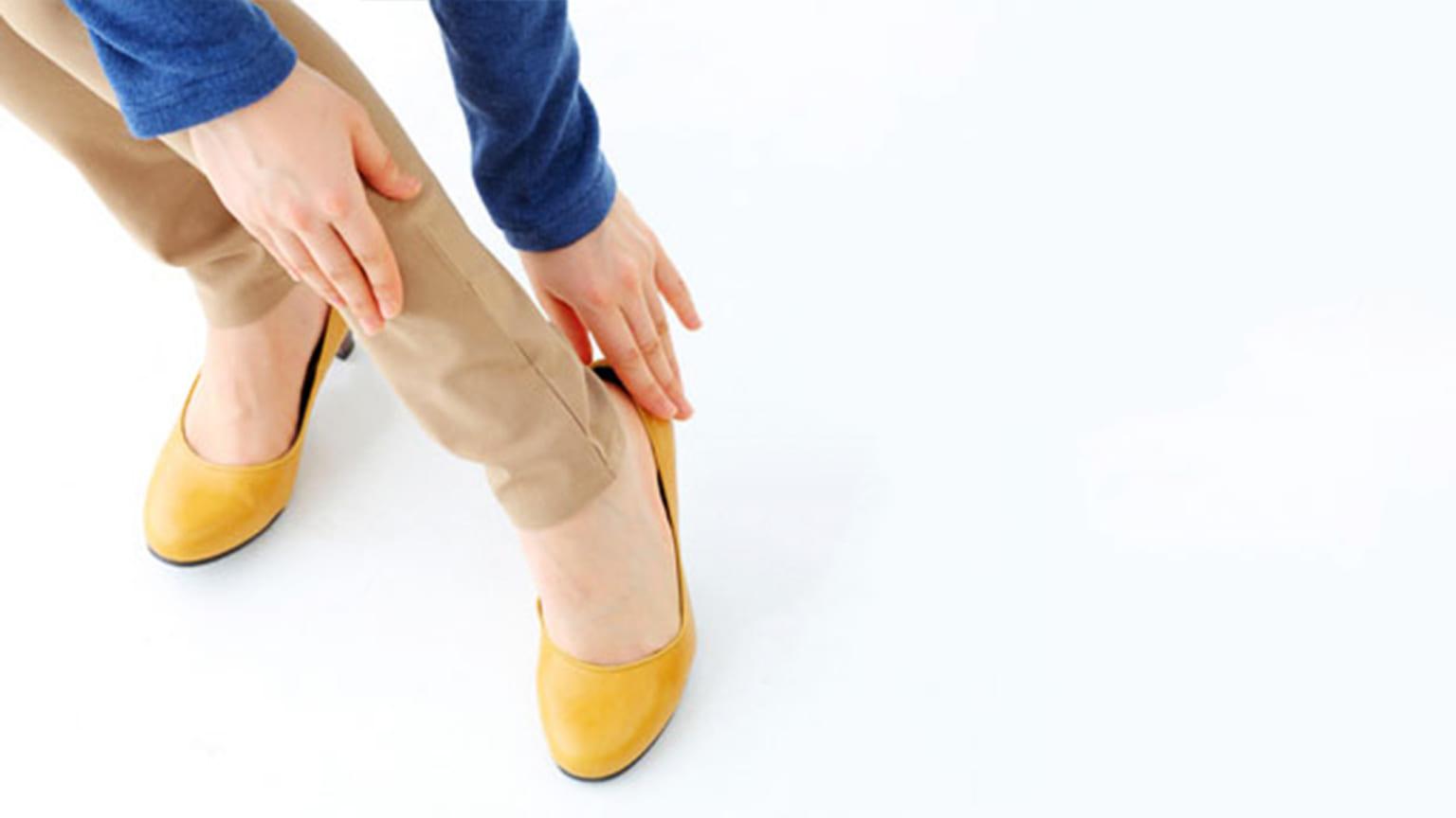 靴擦れの原因は?予防はできる?靴ズレ防止対策3選!